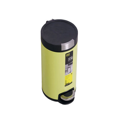 Picture of EKO Artistic Step Trash Bin 5L EKEK9225P5L