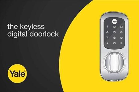 Picture for category Digital Door Locks