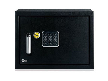 Picture of Yale Home Electronic Safe Box (Small) - YSV/200/DB1