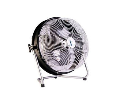 "Picture of Westinghouse Floor Fan 14"" - Silver/ Black"