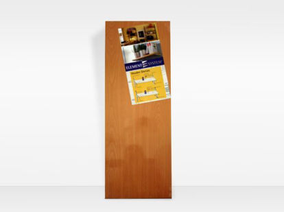 Picture of Element System Wood Shelving 250mm Stipple Beech