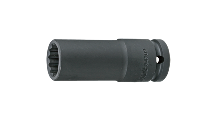 Picture of Hans 12 Point Impact Deep Socket - Metric Size - 84302M