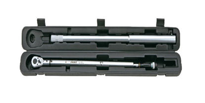 """Picture of Hans 1"""" DRIVE X 200-1000 FT. LB.67"""" Professional Micro - Click Torque Wrench"""