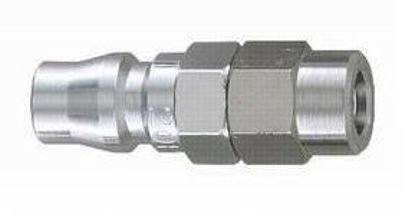 Picture of THB 6.5x10 Steel Quick Coupler Plug - PU Hose End