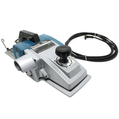 """Picture of Makita 1806B 6-3/4"""" 1200W Power Planer (Blue/Silver)"""