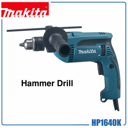 Picture of Makita Hammer Drill HP1640K