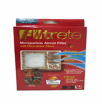 """Picture of 3M Filtrete (TM) Aircon filter value pack 15"""" x 90"""""""