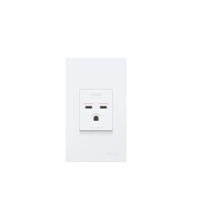 Picture of Royu 1 Gang Aircon Outlet Set WD901