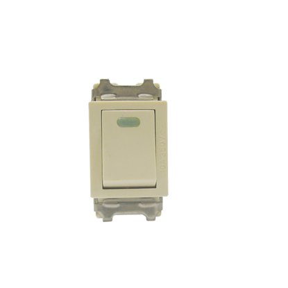 Picture of Royu 1 Way Switch with LED (Classic) RCS2