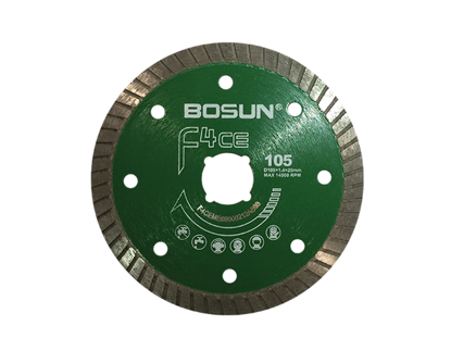Picture of Bosun Ceramic Diamond Cutting Wheel F4CE