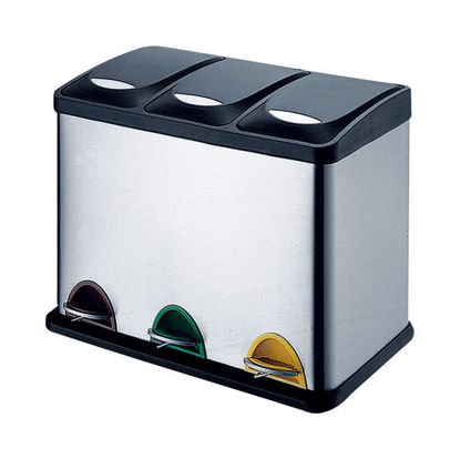 Picture of EKO Star Recycling Bin 45L EKEK9830C45L