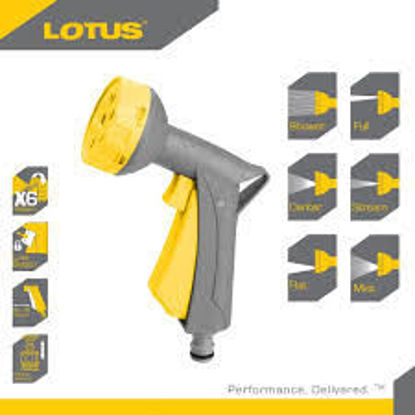 Picture of Lotus Trigger Nozzle 6 Pattern LTGT600SGX