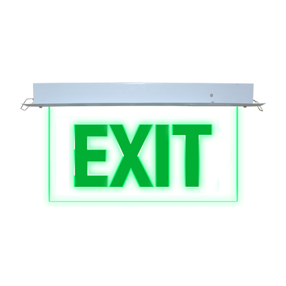 Picture of Exit Sign (Recessed) LED/X-300