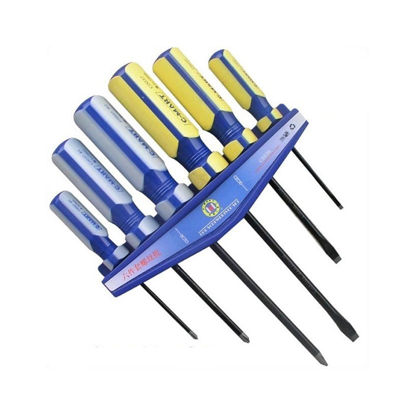 Picture of 6-Piece Screwdriver Set C0036