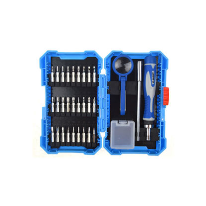 Picture of 31-Piece Precision Ratchet Screwdriver Set C0051