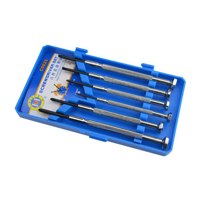 Picture of 6-Piece Screwdriver Set C0025