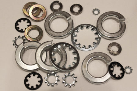 Picture for category Lock Washer | High Tensile Lock Washer