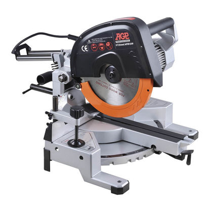 Picture of Miter Saw With AC Induction Motor GP255S
