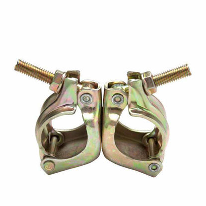 """Picture of Fixed  Clamp, Scaffolding Clamp Size 1-1/2"""" , 2"""""""