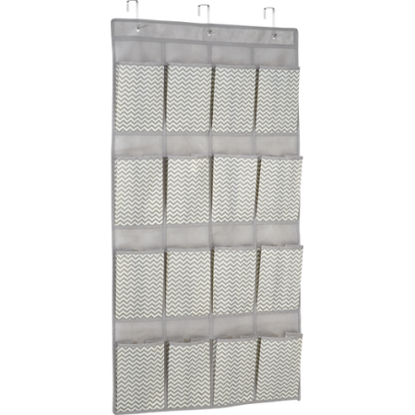Picture of Interdesign Axis Over Door Shoe Organizer