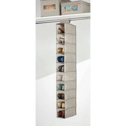 Picture of Interdesign Axis Shoe Organizer - 10 Shelf