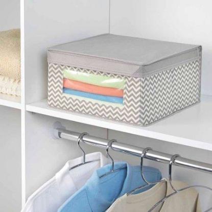Picture of Interdesign Axis Storage Box - Medium