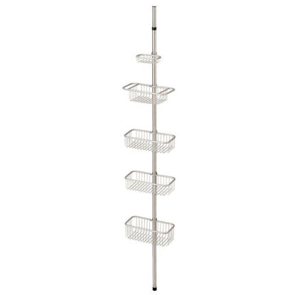 Picture of Interdesign Forma Ultra Tension Caddy - Brushed