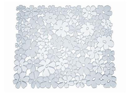 Picture of Interdesign Blumz Series - Sink Mat Clear