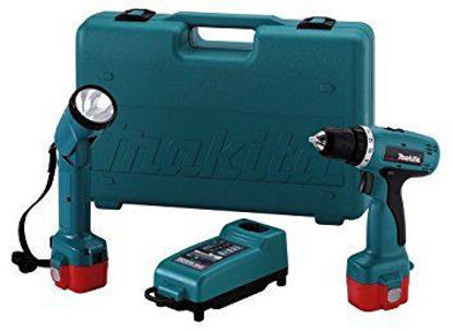 Picture of Makita Cordless Driver Drill Kit  6260DWPLE
