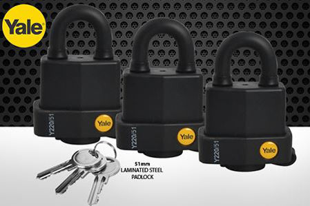 Picture for category Padlock