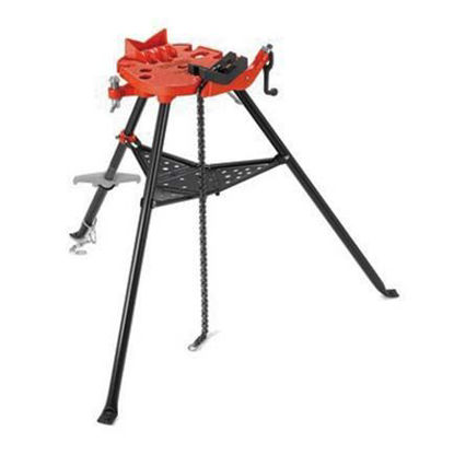 """Picture of Ridgid Portable Tristand Vise No. 460-12 1/8"""" - 12"""""""