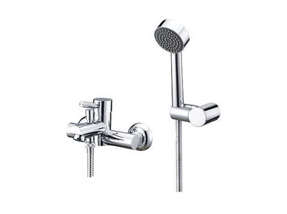 Picture of Eurostream Torre Single Handle Tub Faucet And Shower DZF16BR010CP
