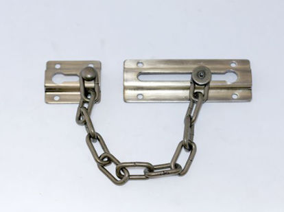 Picture of Door Chain Security - Antique Brass