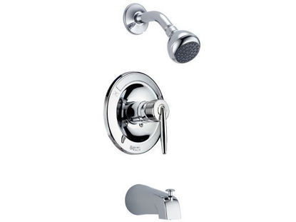 Picture of Delta Grail Series - Tub & Shower w/ 3F Showerhead
