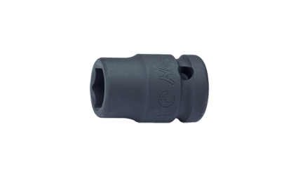 """Picture of Hans 1"""" Drive 6 Points Impact Socket - Metric Size - 88400M"""