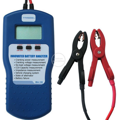 Picture of Trisco IBA100 Innovated Battery Analyzer