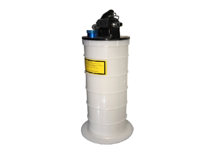 Picture of Licota ATS-4021 Pneumatic Fluid Extractor (Black/White)