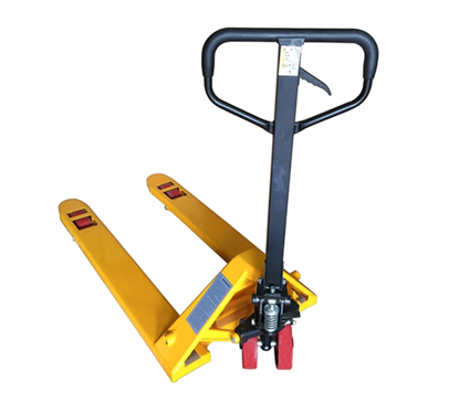 Picture of S-Ks Tools USA JMHPT-A-3T Heavy Duty 3 Ton Hydraulic Pallet Truck (Yellow/Black)