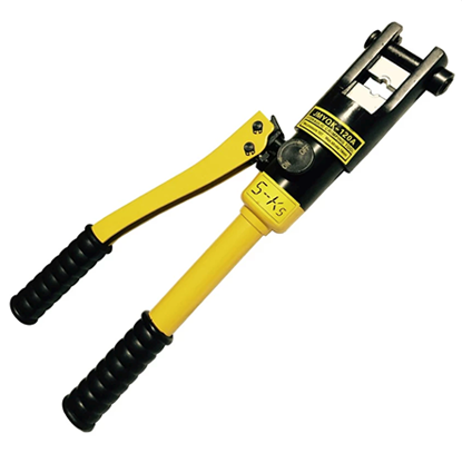 Picture of S-Ks Tools USA JMYQK-120A 10 Tons Hydraulic Crimping Plier Cable Crimper