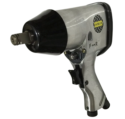 "Picture of S-Ks Tools USA PAW-04028K1/2"" Drive Air Impact Wrench Kit (Black/Silver)"