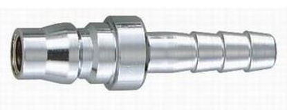 "Picture of THB Zinc Quick Coupler Plug -  3/8"" Inch Size"
