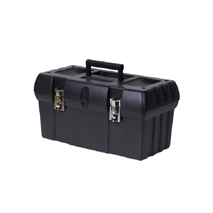 """Picture of Stanley 19"""" Tool Box with Metal Latch"""