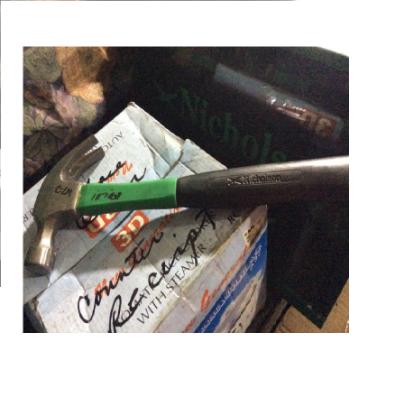 Picture of Nicholson Fiberglass Claw Hammer 16oz