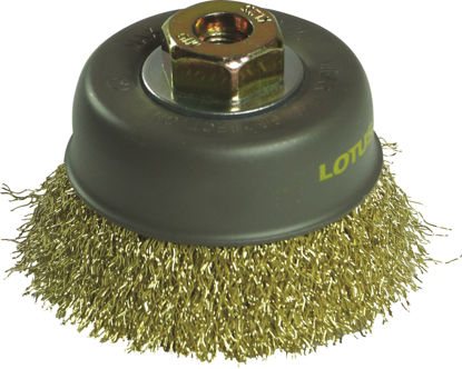 Picture of Lotus Cup Brush W/Nut