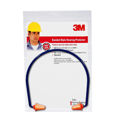 Picture of 3M 'HEARING PROTECTOR BAND STYLE'
