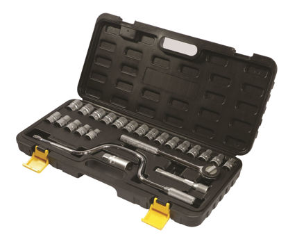 Picture of Lotus LSS025 Socket Set CRV 25 PC (6PT)