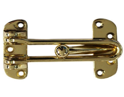 Picture of EL Door Guard - Polished Brass EL655AB