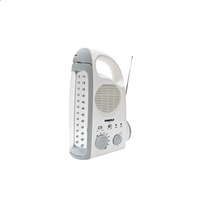 Picture of Firefly 31 LED Multi-function Desk& Spot Lamp • AM/FM Radio FEL413