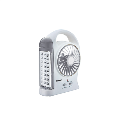 """Picture of Firefly 24 LED Multi-function with 5"""" 2-Speed Fan FEL614"""