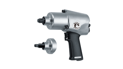 "Picture of Hans 1/2 "" Dr. 600Ft. Lbs. Torque Air Impact Wrench - Super Duty"